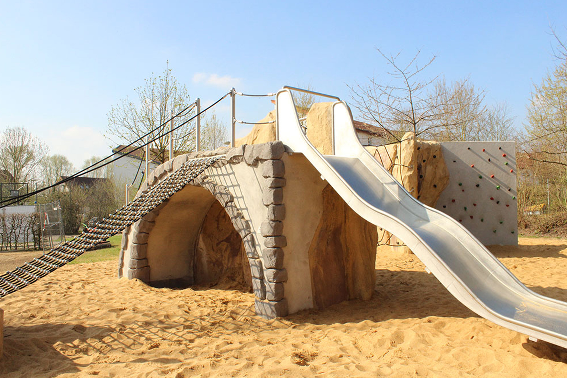Spielplatz Glumke in Herford
